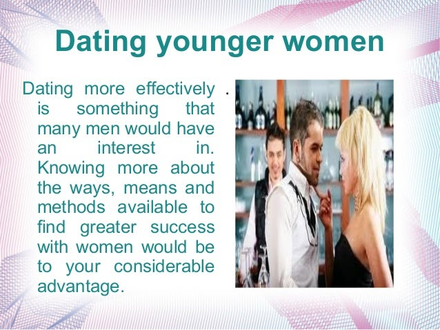 How to approach women online dating