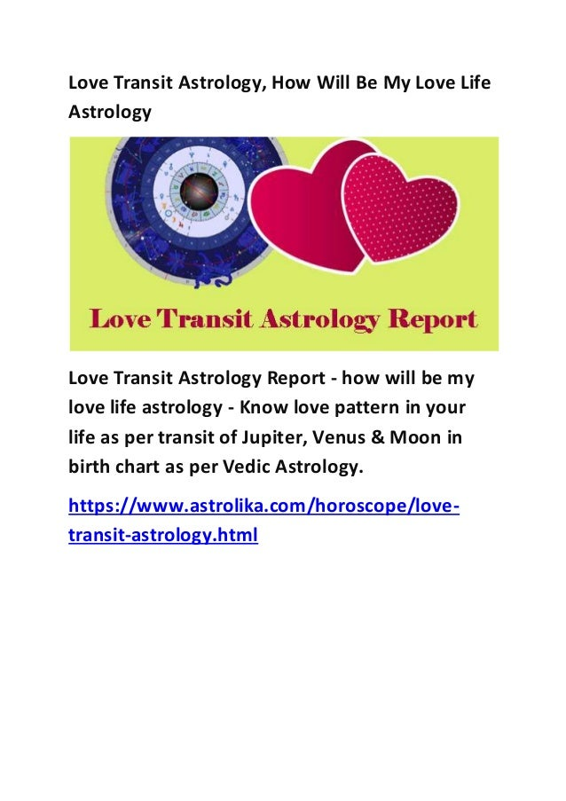 Love Transit Astrology Astrolika