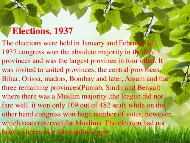 election 1937