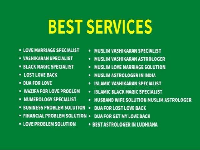 Love vashikaran specialist pandit ji  islamic love marriage specialist (2) Slide 3