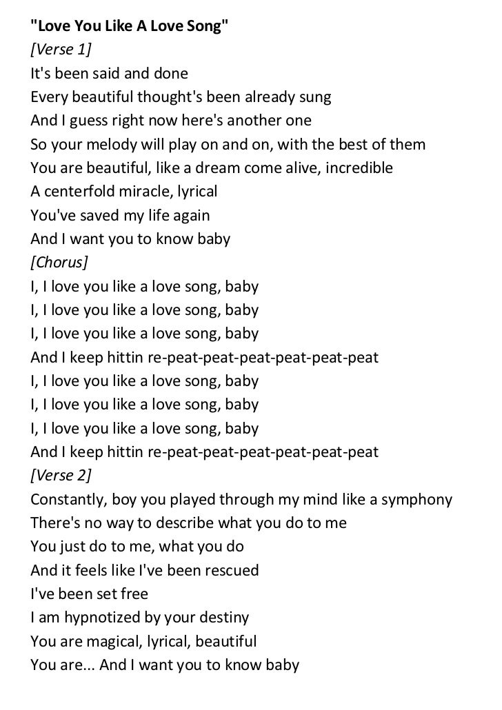 Best i want you songs