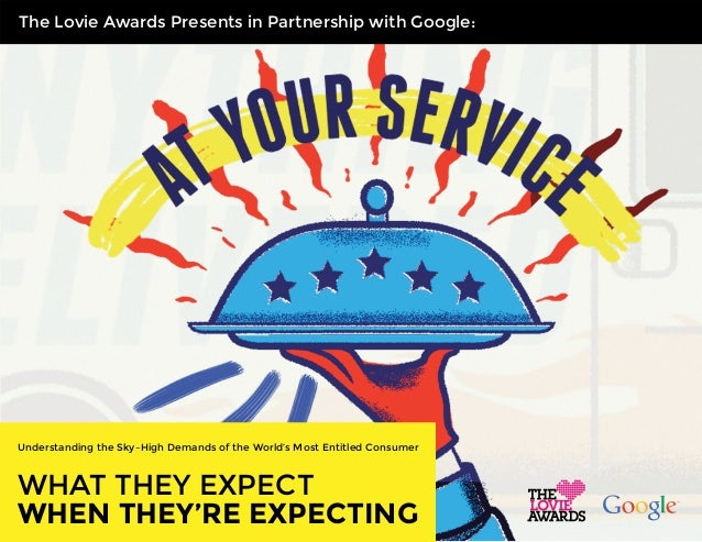 The Lovie Awards Presents:  Presents in Partnership with Google:  Understanding the Sky–High Demands of the World's Most E...