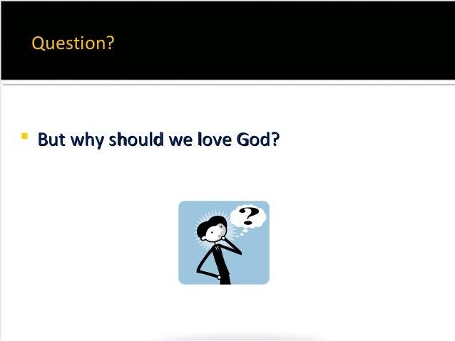 Loving GOD - Melanie Slide 2