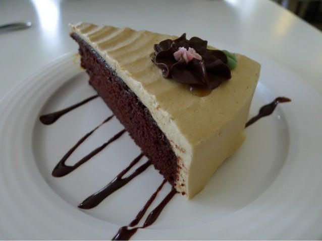 Loving hut - dessert time!