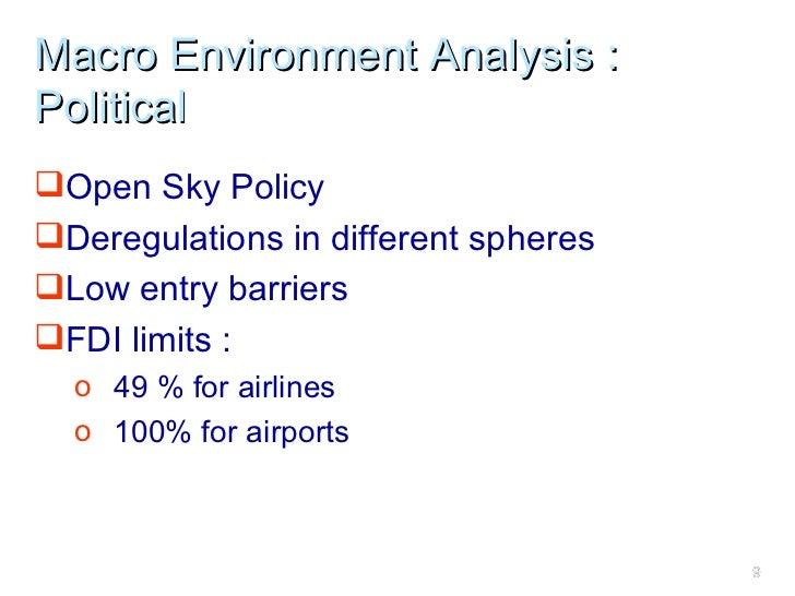 explain macro environment