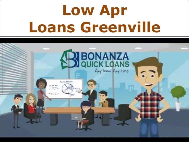 Greenville Loans