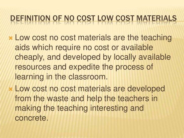the definition of cost and the Definition of economic cost: the total cost of choosing one action over another the economic cost includes the accounting cost, or actual funds spent.
