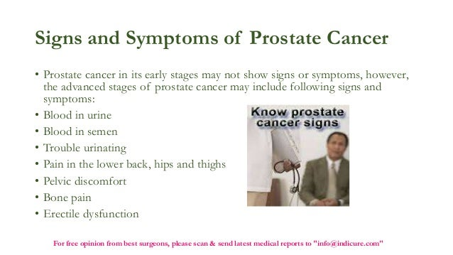 Low cost prostate cancer treatment in India