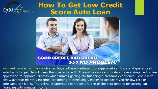 low credit score car loan car finance low credit score. Black Bedroom Furniture Sets. Home Design Ideas