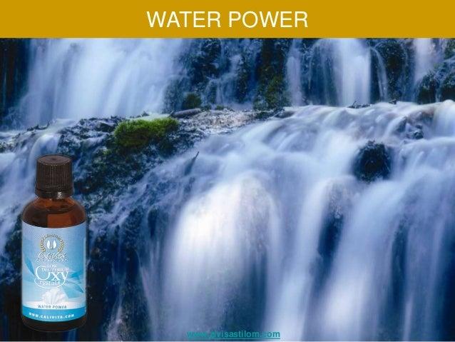 WATER POWER  www.zivisastilom.com