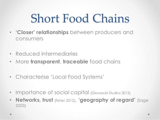 L Owen Resilient Short Food Chains Cafs Uk