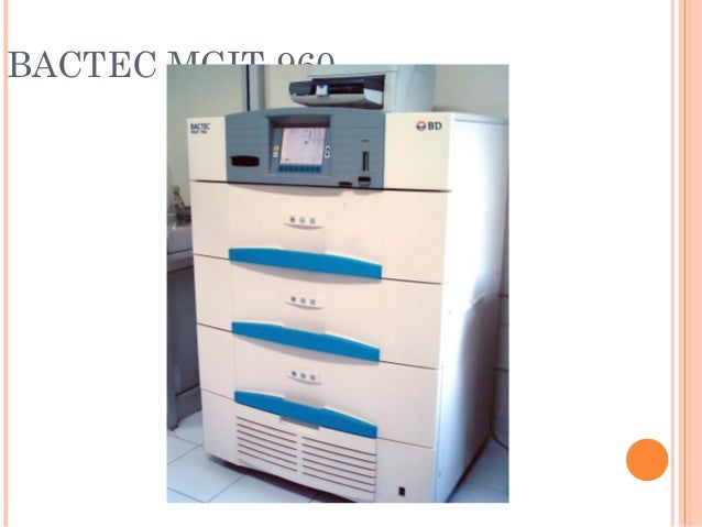 BACTEC MGIT-960