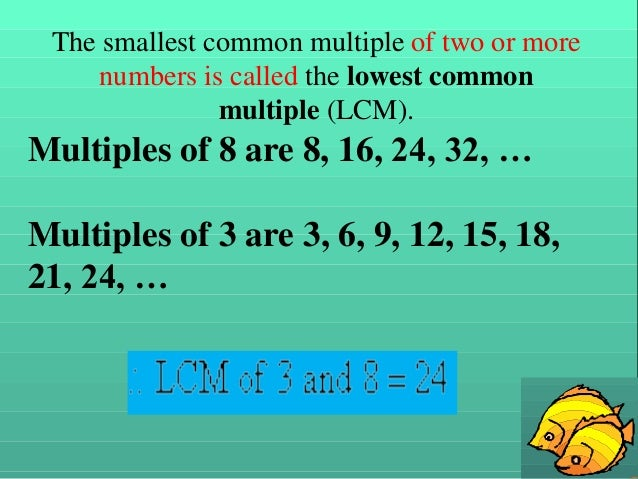 what is the least common multiple of 12 16 and 24