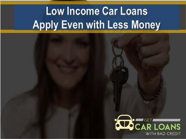Secure Car Loans for Low Income Families to Pay Less on Interest - 웹