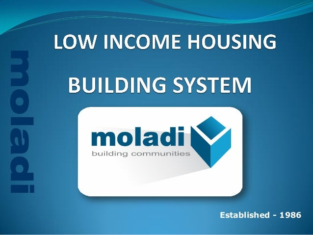 Low income homes for Low income home builders