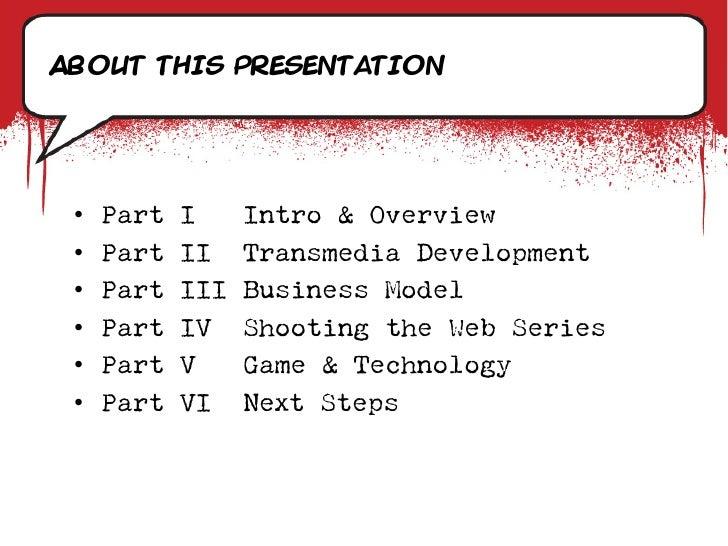 Lowlifes transmedia storytelling Slide 2