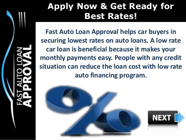 Refinance car loan for lower interest rate