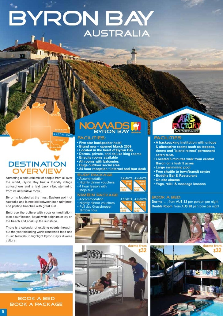 Nomads package brochure - Australian tourism office ...