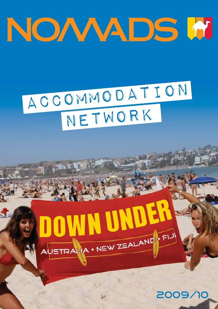Accommod ation     Network                2009/10