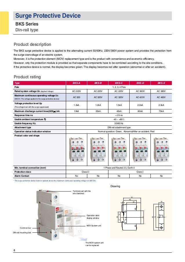 Low voltage circuit breakers contactors general leaflet ls 8 asfbconference2016 Images