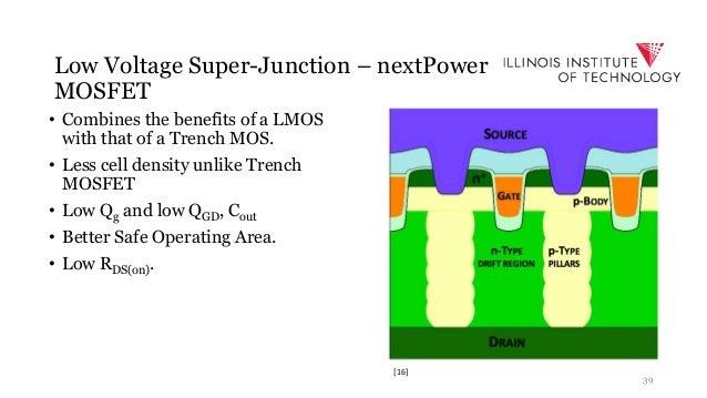 Super junction mosfet ppt