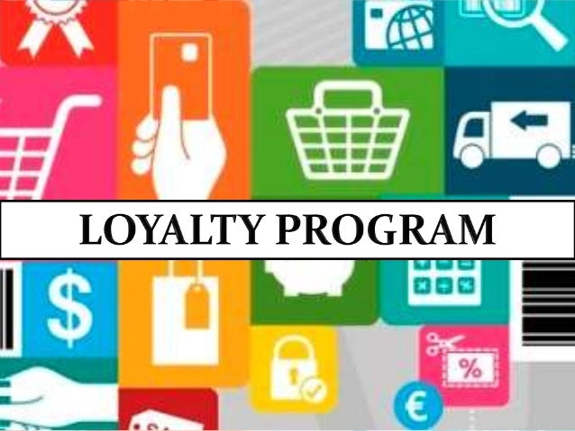 1. Loyalty Program 2. Revamp the Retail Business 3. Loyalty Program Design 4. Benefits of the Program 5. Deals and Negotia...