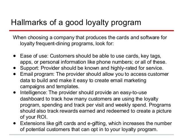 how to build a membership program