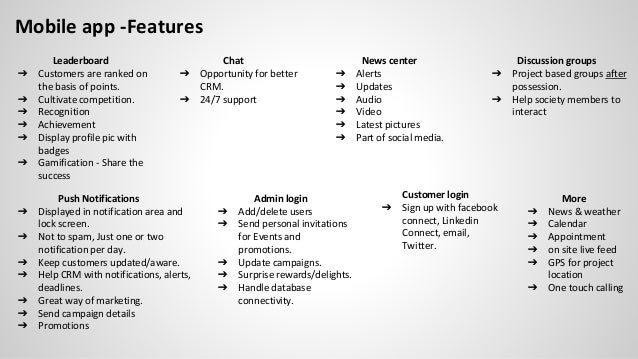 Leaderboard ➔ Customers are ranked on the basis of points. ➔ Cultivate competition. ➔ Recognition ➔ Achievement ➔ Display ...