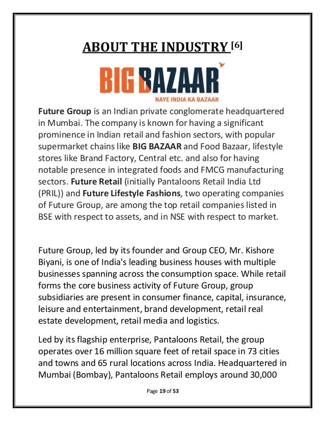 loyalty programs of big bazar Payback loyalty program  from formats like big bazaar, central and brand factory these points can then be redeemed for air miles, movie tickets, air tickets and.
