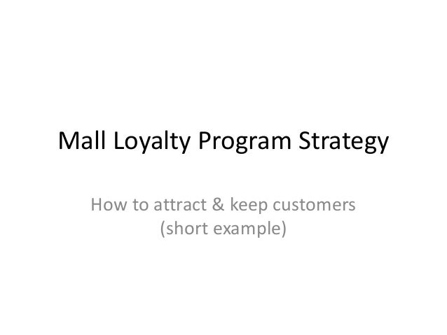 loyalty card proposal Proposal for classifying multisponsor loyalty program  rewards scheme pedro reinares lara, rey juan carlos university.