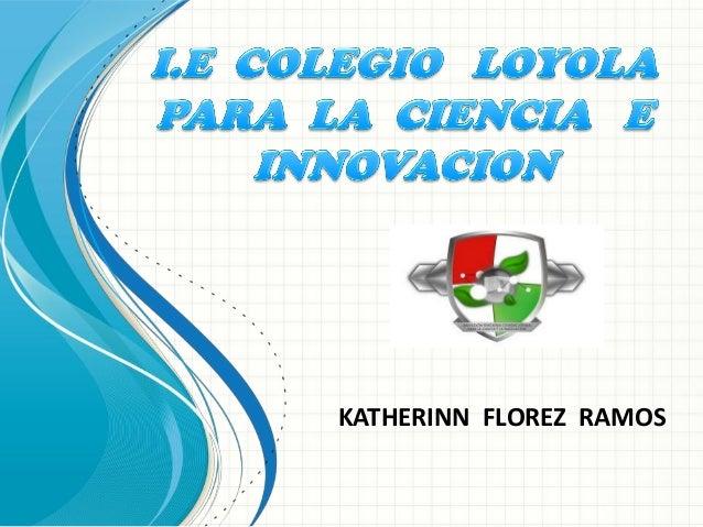 KATHERINN FLOREZ RAMOS