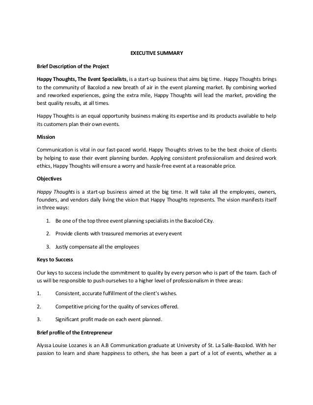 company description example pdf