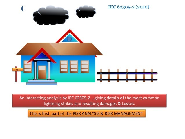 IEC 62305-2 (2010) xyz An interesting analysis by IEC 62305-2 , giving details of the most common lightning strikes and re...