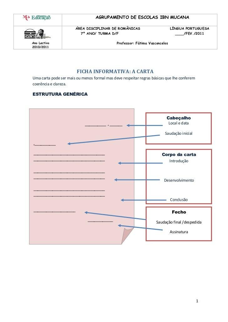 AGRUPAMENTO DE ESCOLAS IBN MUCANA                       ÁREA DISCIPLINAR DE ROMÂNICAS                          LÍNGUA PORT...