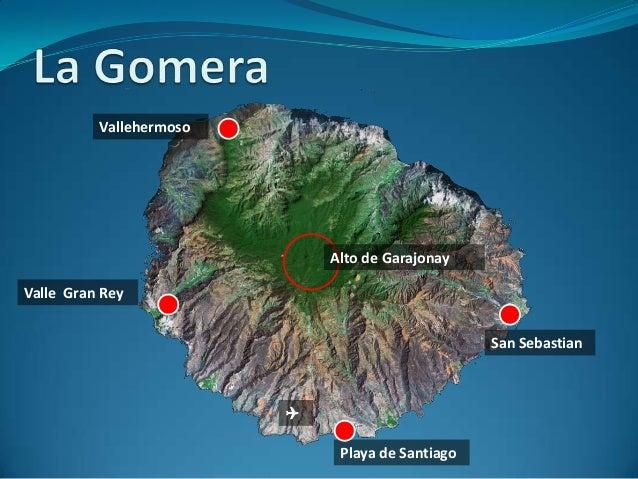 La Palma - La Gomera