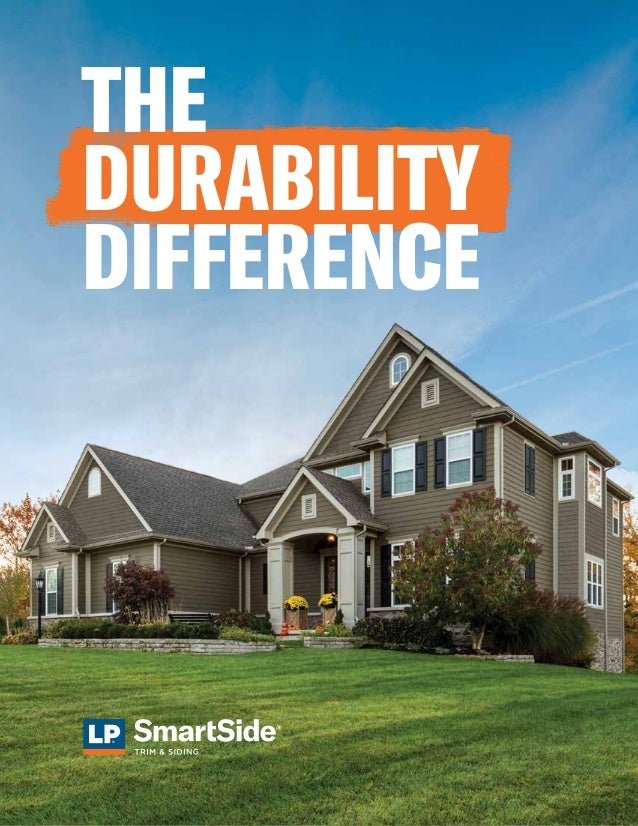 THE DURABILITY DIFFERENCE ®