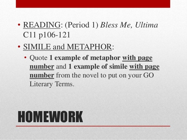 a literary analysis of bless me ultima Bless me ultima essay examples 97 total results a review of rudolfo a anaya's story bless me, ultima a literary analysis of the book bless me, ultima 393 words.