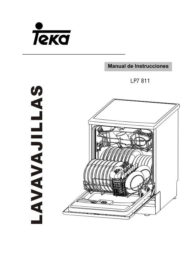 Teka lp7 811 manual del usuario | página 25 / 28.