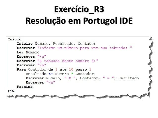 Exercício_R4  Escreva um programa que leia um numero positivo qualquer e exiba a contagem regressiva deste numero até cheg...