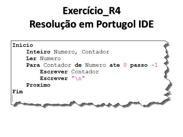 Exercício_R5  Utilizando as estruturas de repetição, escreva um programa que leia uma sequencia de 10 números e no final e...