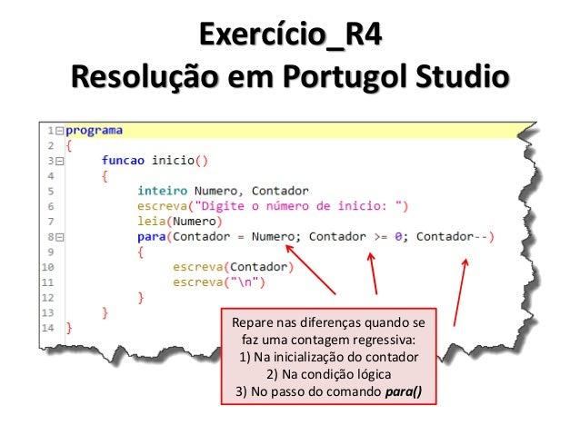 Exercício_R5 Resolução em Algoritmo  1.Inicio  2. Decimal NumerosAcumulados <- 0.0  3. Decimal Numero  4. Inteiro Contador...