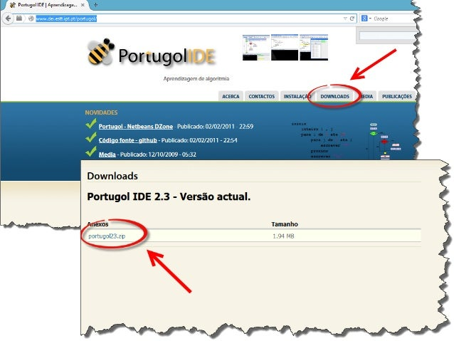 Portugol IDE: Veja como é simples