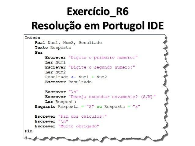 Exercício_R7  Criar uma programa que leia um número positivo (diferente de zero) e exiba o resultado deste mesmo número mu...