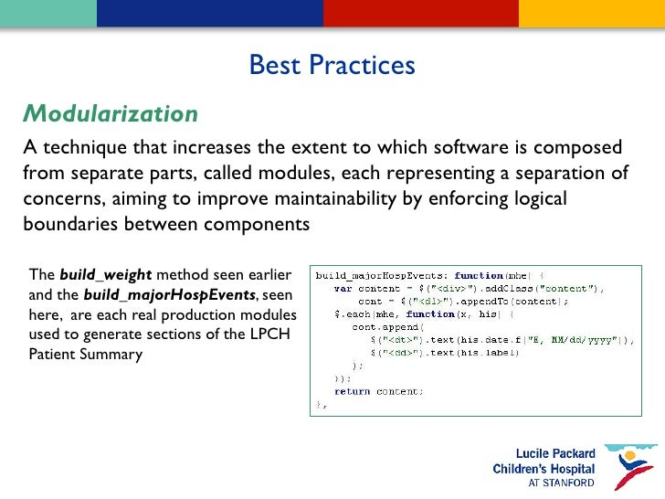 CHC 2009 - The Ccls Approach To Building M Pages