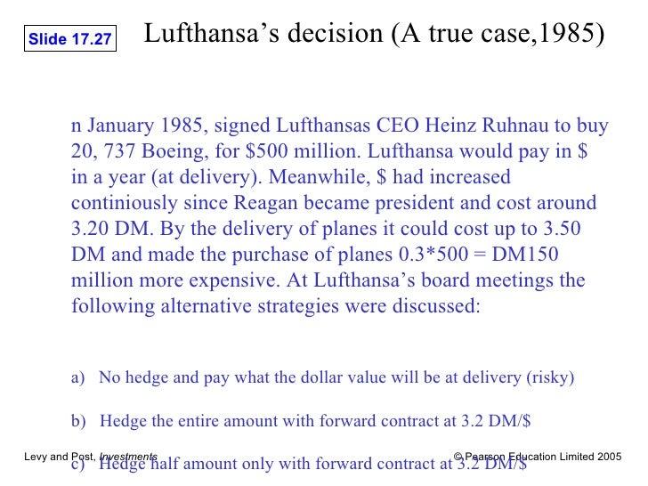 lufthansa heinz ruhnau fired case 2008-12-4 the conclusion (contd) ruhnau should be retained or fired  the chairman herr heinz ruhnau a  program the case in jan 1985 lufthansa,.