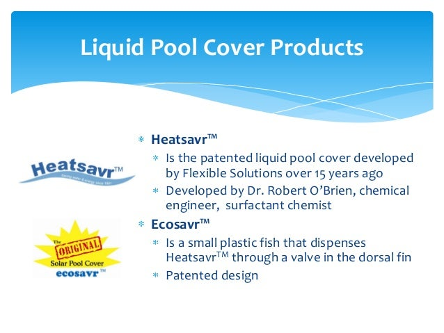 All About Liquid Pool Covers