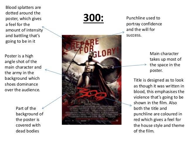 300 film analysis