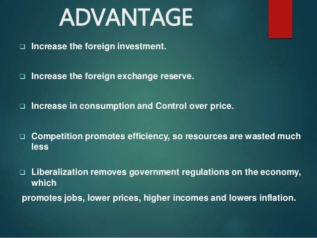 Introduction to lpg: liberalization, privatization, globalization.