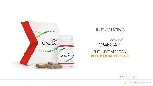 Laminine Omega +++ Benefits and Facts Slide 3