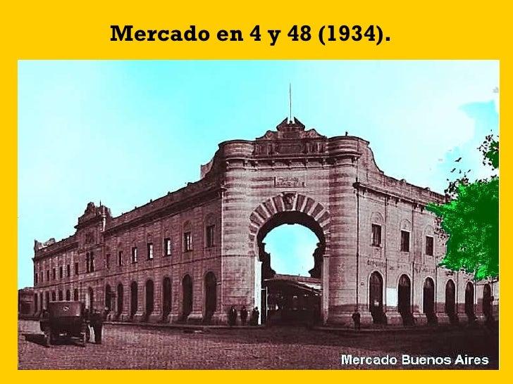 Mercado en 4 y 48 (1934).